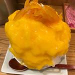 64112715 - ミネオラオレンジ+オレンジピール 700円