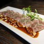 肉バルキッチン - ☆霜降り和牛ローストビーフ(#^.^#)☆