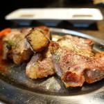 肉バルキッチン - ☆厚切りスペアリブ(^◇^)☆