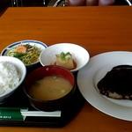 カウベル - 600円日替わり定食。