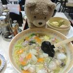 かなや - かなや風ちゃんぽん麺