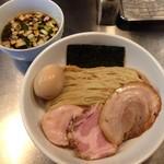 ボニートスープヌードルライク - 鰹×鶏 RAIK つけ麺