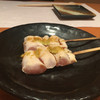 川崎鳥匠 - 料理写真:ささみ。わさび醤油が合う♡いい感じにレア。