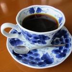 喫茶パンの木 - 食後のコーヒー@210円