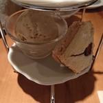 お茶とお菓子まやんち - 桜スイーツ盛り合せ2