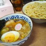 裏サブロン - つけ麺700円
