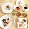 むすびcafé - 料理写真:フレンチ桜コース 3200円+税4月28日まで
