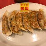 郭 政良 味仙 - 餃子