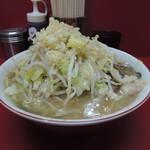 ラーメン二郎 - 料理写真:【再訪】小豚(全増し)