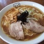 麺屋 翔 - 細麺