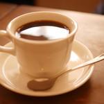 ユキカフェ - ホットコーヒー(オリジナル