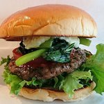 the 3rd Burger - the 3rd Burger 青山骨董通り店 the 3rd Burger 横からの眺め