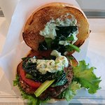 the 3rd Burger - the 3rd Burger 青山骨董通り店 the 3rd Burger オープン! 小松菜とワサビ入りタルタルソースがアクセントに