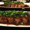 とんかつ 海老かつ幸せや - 料理写真:ネギ味噌かつ御膳