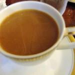 トリコロール - セットのコーヒー