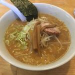 らーめんやひろ - 味噌ラーメン600円!