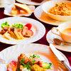 ZEN - 料理写真:Bランチ¥2000/ディナーと日祝日終日「パスタとお肉のコース」¥2500(フリードリンク付+¥1500)
