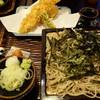 島彦本店 - 料理写真:天ざる(大盛り)1450円