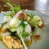 ビーナチュラル - 料理写真:★★★☆ 前菜 カリフローレ、ブロッコリー、水菜・・・