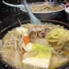 食堂ニューミサ - 料理写真:豚汁らーめん、大盛り。安定のうまさ