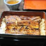 神田きくかわ - 料理写真:うな重イ