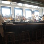 BROWN CAFE/BAR - バーカウンター