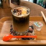 BUNGA CAFE OSAKA - つぶつぶ・オーレ