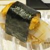 鮨 なかや - 料理写真:シロイカ&ムラサキ雲丹
