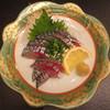 味処 大丸 - 料理写真:釣りさばの刺身 1050円