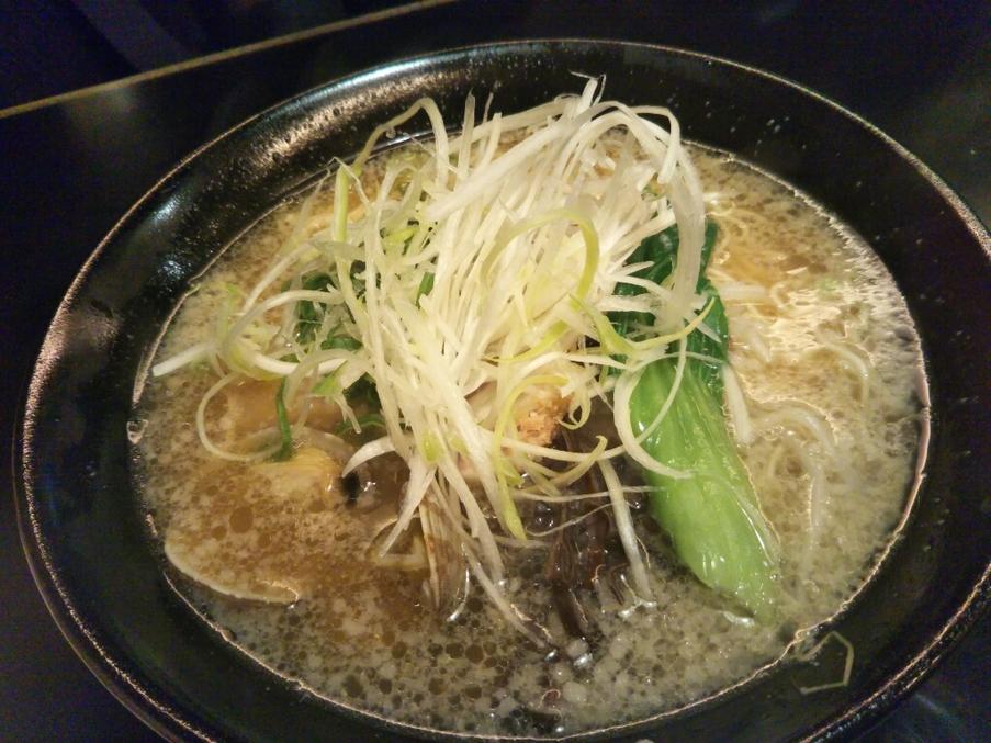鶏白湯専門店 麺や 亀仙人
