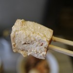 げんき - 豆腐しみしみ