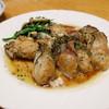 厨 Sawa - 料理写真:牡蠣のムニエル