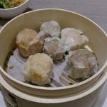 横濱崎陽軒シウマイBAR - 崎陽軒のシュウマイ6種食べ比べ