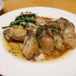 厨 Sawa - 牡蠣のムニエル