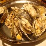 八詩 - 牡蠣の酒蒸し