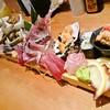 神山町魚金 - 料理写真:玉手箱