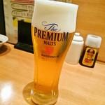 神山町魚金 - ザ・プレミアムモルツ