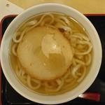 因幡うどん - 2017年1月 丸天うどん 450円
