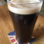 カンピオンエール - 黒ビール1パイント