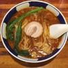 支那麺 はしご - 料理写真:担々麺(だんだんめん)