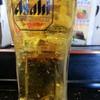 独楽寿司 - ドリンク写真:生ビールはスーパードライ480円