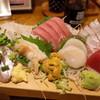 一里塚 - 料理写真:刺身盛り(小)