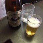 呂望 岱山亭 - 瓶ビール