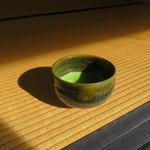 茶室 寿立庵 - ドリンク写真:抹茶