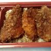 登利平 - 料理写真:ソースかつ重