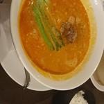 浜松四川飯店 - 担々麺ライス160円付き