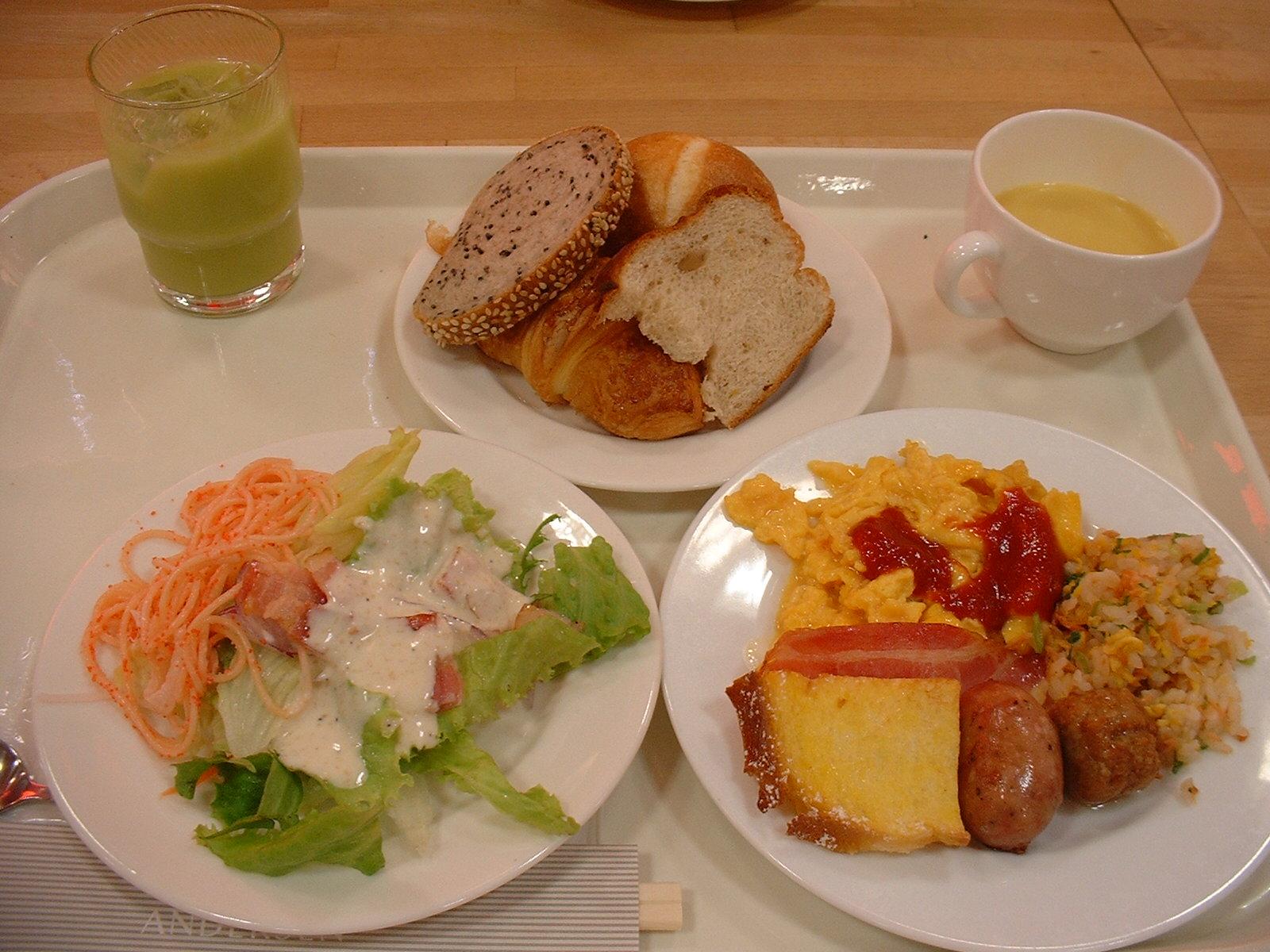 アンデルセン レストラン 小谷サービスエリア(上り線)