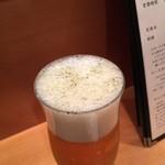 衛藤 - 山椒ビール