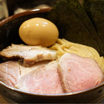 64203619 - 極濃煮干しつけ麺