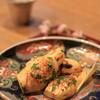 魯忍 - 料理写真: タケノコの炭火焼き